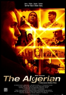 The Algerian film afişi