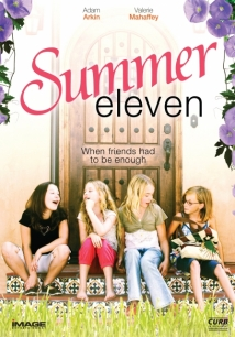 Summer Eleven film afişi