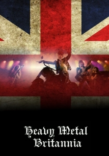 Heavy Metal Britannia film afişi