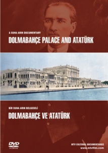 Dolmabahce Palace and Ataturk film afişi