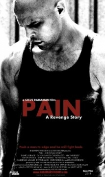 Pain film afişi