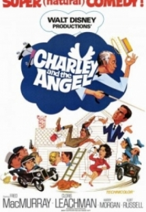Charley And The Angel film afişi