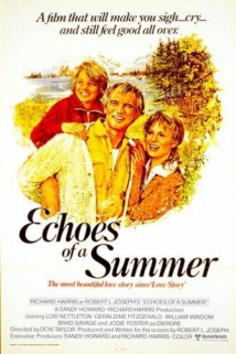 Echoes Of A Summer film afişi