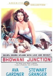 Bhowani Junction film afişi