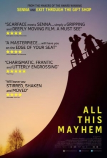 All This Mayhem film afişi