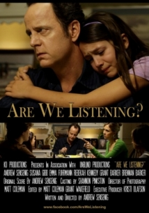 Are We Listening? film afişi