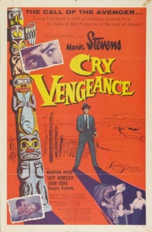 Cry Vengeance film afişi