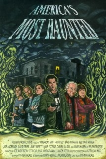 America's Most Haunted film afişi