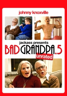 Bad Grandpa .5 film afişi