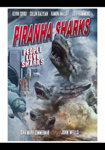 Piranha Sharks film afişi