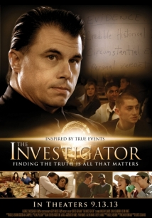 The Investigator film afişi