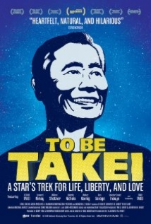 To Be Takei film afişi