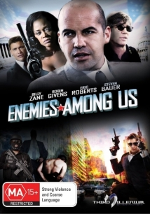 Enemies Among Us film afişi