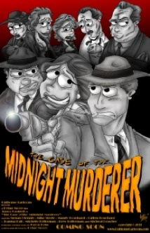 The Case Of The Midnight Murderer film afişi