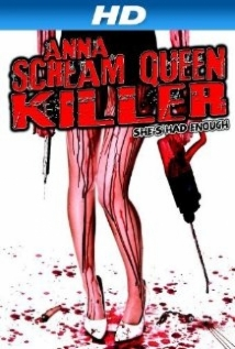 Anna: Scream Queen Killer film afişi