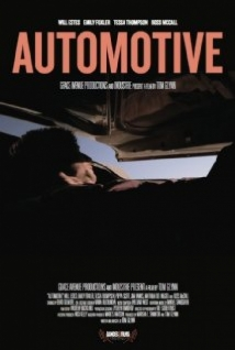 Automotive film afişi