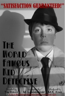 The World Famous Kid Detective film afişi