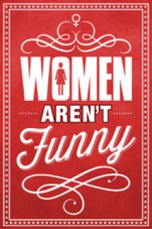 Women Aren't Funny film afişi