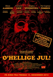 O'hellige Jul! film afişi