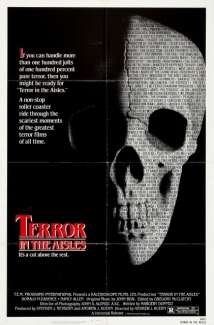 Terror In The Aisles film afişi