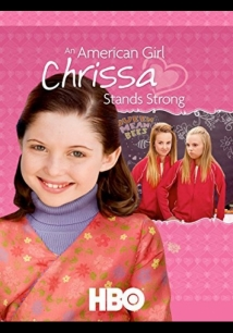 An American Girl: Chrissa Stands Strong film afişi