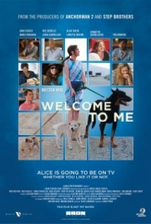 Welcome To Me film afişi