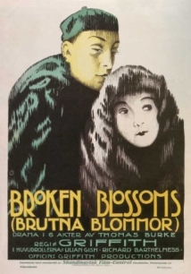 Broken Blossoms Or The Yellow Man And The Girl 1919 film