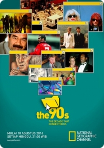 The 90S: The Decade That Connected Us film afişi