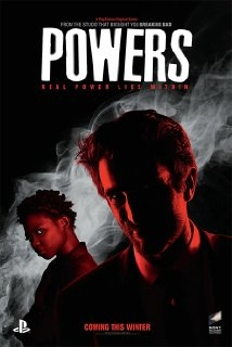 Powers film afişi