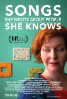 Songs She Wrote About People She Knows film afişi