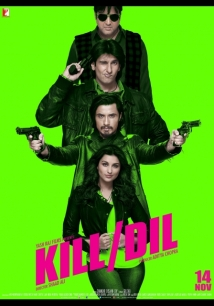 Kill Dil film afişi