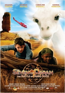 The Seven Of Daran: The Battle Of Pareo Rock film afişi