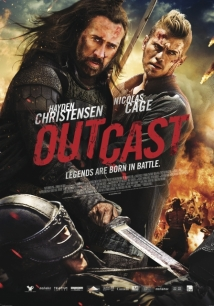 Outcast film afişi