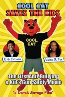 Cool Cat Saves The Kids film afişi