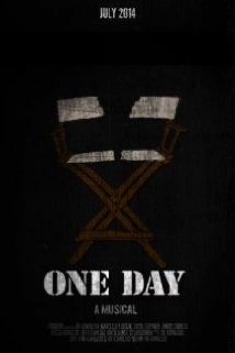 One Day: A Musical film afişi