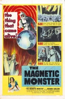 The Magnetic Monster film afişi