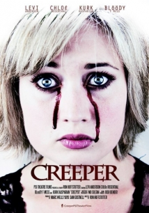 Creeper film afişi