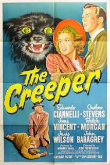 The Creeper film afişi