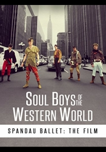 Soul Boys Of The Western World film afişi