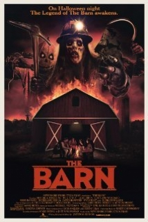 The Barn film afişi