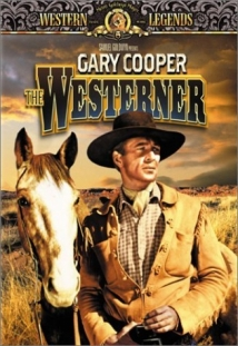The Westerner film afişi