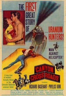 Canyon Crossroads film afişi