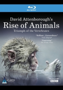 Rise of Animals: Triumph of the Vertebrates film afişi