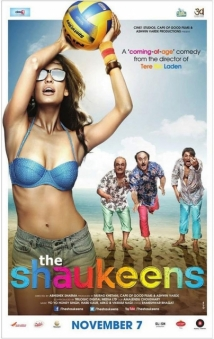 The Shaukeens film afişi