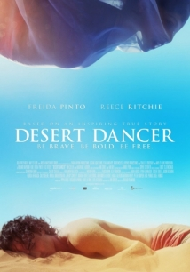Desert Dancer film afişi