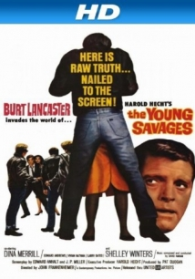 The Young Savages film afişi