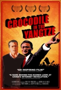 Crocodile In The Yangtze film afişi