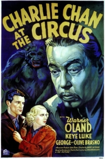 Charlie Chan At The Circus film afişi