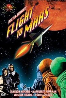 Flight To Mars film afişi