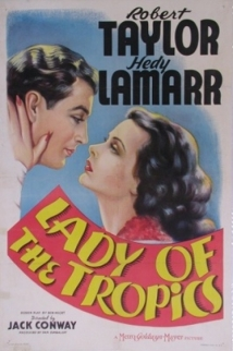 Lady Of The Tropics film afişi